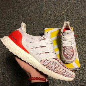 Men's Multicolor Ultra Boost 2.0